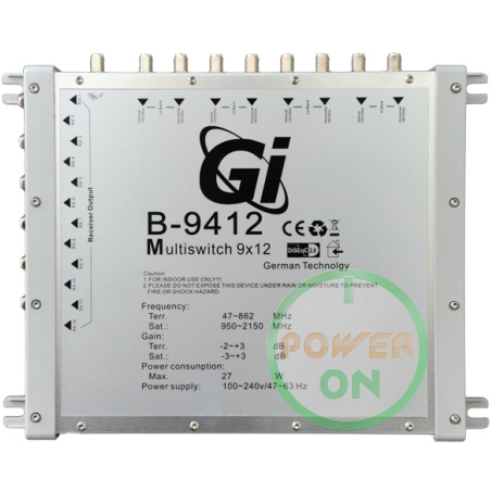 galaxy innovations Gi B-9412 (Оконечный)