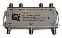 DiSEqC Switch Gi A611