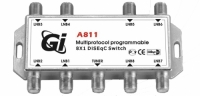 DiSEqC-Switch 8 in 1 A-801