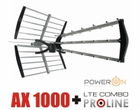 OPTICUM AX1000+ LTE Combo ProLine
